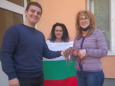 ВМРО: Развей българското знаме!