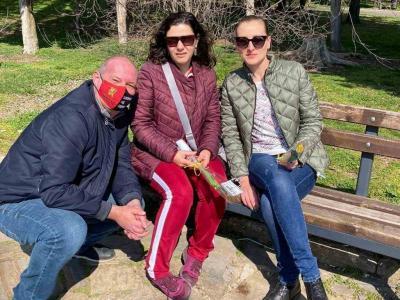 ВМРО: семейството е между мъж и жена. Честит празник, мили дами!