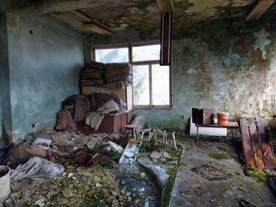 """БСП за България"""", Стара Загора: Срутището - най-голямата белодробна болница на Балканите"""