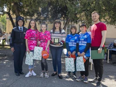 Отборът на Второ ОУ  П.Р.Славейков  спечели общинския кръг на Националното състезание по безопасност на движението по пътищата