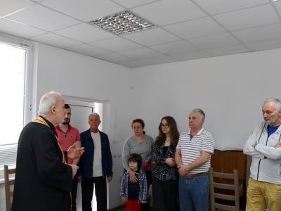 Традиционно Великденско дарение на Граждански клуб ЛИПА в Стара Загора