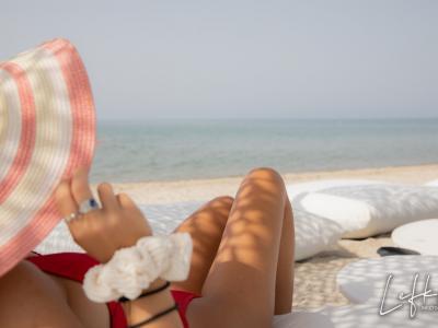 "ПЛАЖ  АРОГИ"" Родопи; LEFKO: Най-космополитният плажен бар в Тракия"