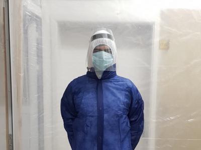 Бъдещи медици от Тракийския университет продължават да се включват като доброволци срещу COVID