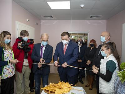 Откриха пребазираната Клиника по нефрология и хемодиализа към старозагорската УМБАЛ  Проф.д-р Стоян Киркович