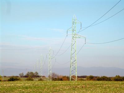"""Завърши промяната на трасето на електропровод  Знаменосец  110kV, собственост на  Мини Марица-изток"""" ЕАД"""