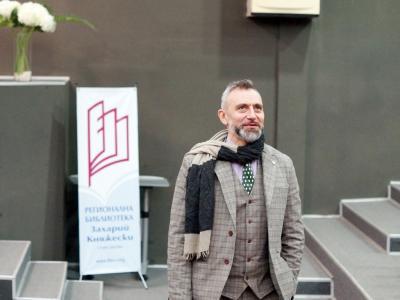Калин Вельов, народен представител от ПП ГЕРБ: Работещите в културата и образованието трябва да бъдат равнопоставени