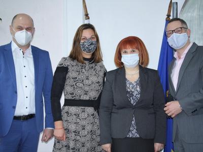 ЕВН България благодари на УМБАЛ Киркович за погасените 1.9 млн. лв. задължения