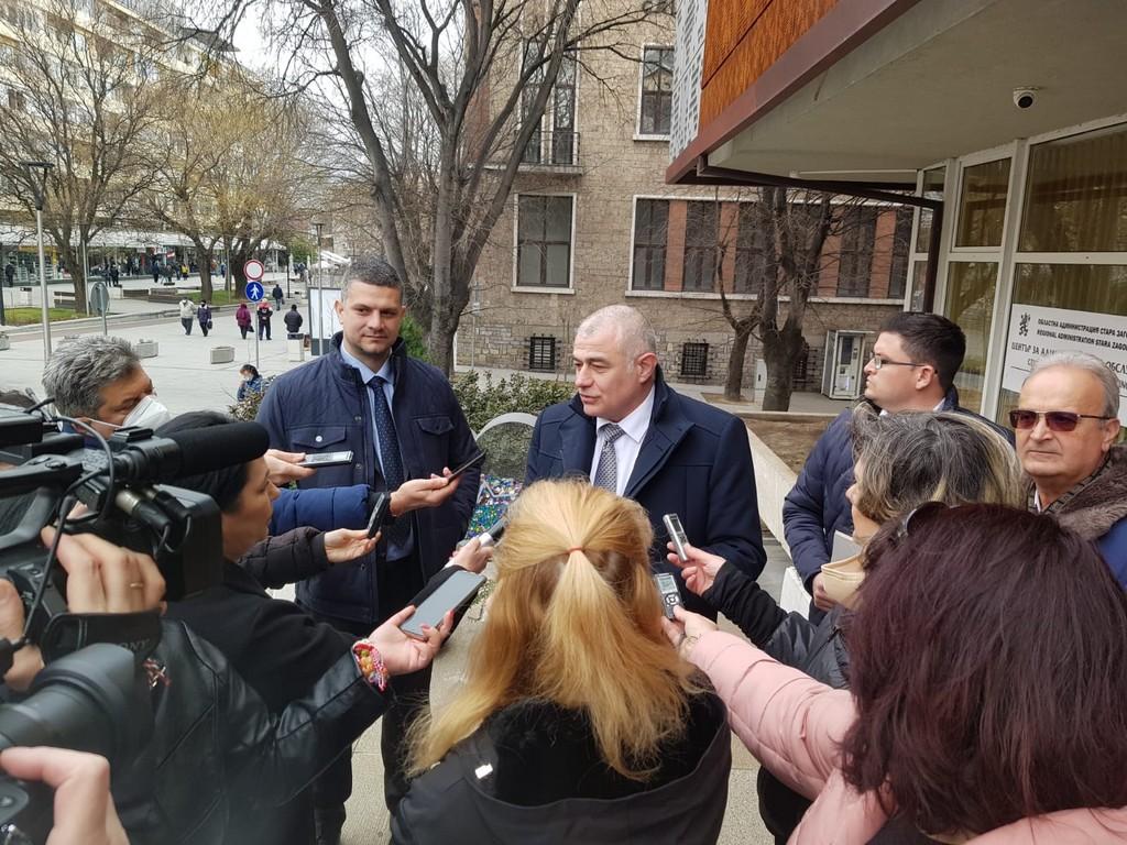 Георги Гьоков: Листата на БСП в Стара Загора е силна, с честни и почтени хора