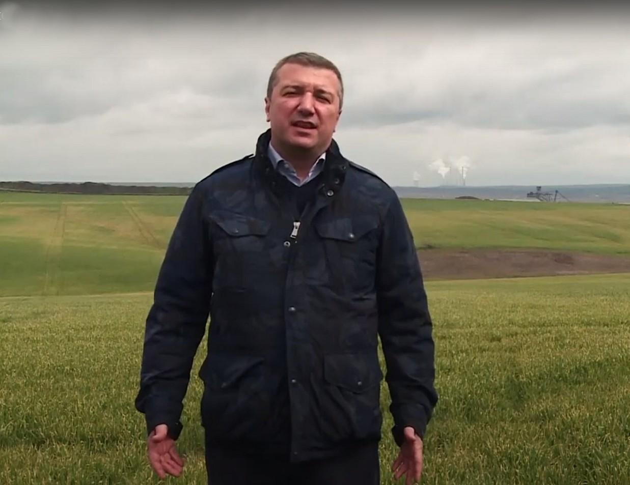 Видеобръщение към избирателите от Драгомир Стойнев, коалиция БСП за България - Стара Загора