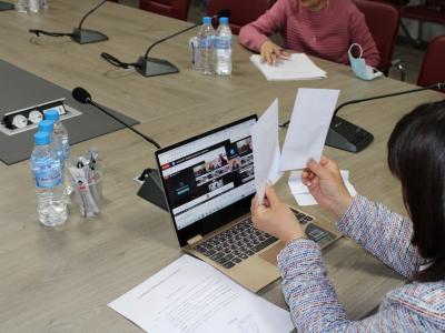 В Тракийския университет се проведоха поредните предварителни онлайн кандидатстудентски изпити