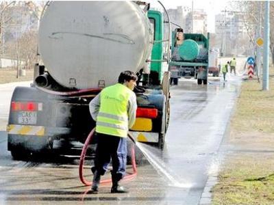 Предварителен график за миене на улиците в Стара Загора, 26-30 април 2021 г.