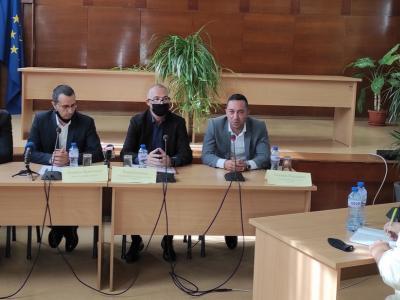 Пламен Йорданов, областен координатор на ГЕРБ – Стара Загора: Спазихме обещанието за една година да решим важни проблеми на хората в Чирпан