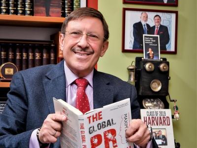 Световната PR революция  на Максим Бехар в топ 10 на най-добрите PR книги за всички времена